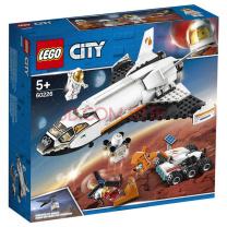 乐高(LEGO)积木 城市系列60226 火星探测航天飞机5岁+ 儿童玩具 男孩女孩 生日礼物