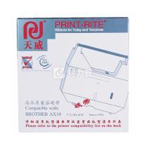天威 PRINT-RITE 碳带 BROTHER-AX10 RFB001BPRJ (黑色)