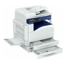 富士施乐 FUJI XEROX A3彩色数码复印机 DocuCentre SC2022 CPS DA  (双纸盒、输稿器、工作台)