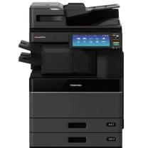 东芝 TOSHIBA A3彩色数码复印机 e-STUDIO 2515AC  (复印/网络打印/网络扫描/双面器/双纸盒/盖板/工作台)