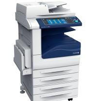 富士施乐 FUJI XEROX A3黑白数码复印机 AP-V 6080  (四纸盒、双面输稿器、侧接纸盘)