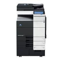 柯尼卡美能达 KONICA MINOLTA A3黑白数码复印机 bizhub 558e  (四纸盒、双面输稿器)