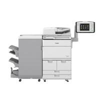 佳能 Canon A3黑白数码复印机 IR-ADV8505  (主机、分页装订组件+侧纸仓)