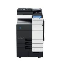 柯尼卡美能达 KONICA MINOLTA A3彩色数码复印机 Bizhub C658  (四纸盒、双面输稿器、排纸处理器FS-536SD)