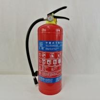 王龙 手提式干粉灭火器 MFZ/ABC5 5KG