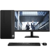 惠普 HP 台式电脑套机 288 Pro G3 MT Business PC-I4014229058 20英寸(LV2011) I5-7500 4G 1T 集显 DVDRW  无系统 三年上门(BAT)
