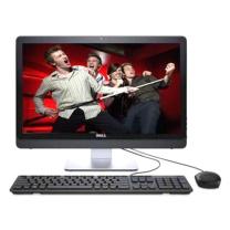 戴尔 DELL 一体式电脑 3264-R1428W (黑色) I3-7100U/4G/500G/无DVD/集成显卡/21.5/WIN10
