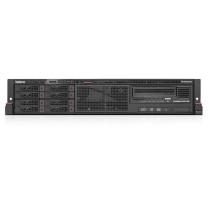 联想 lenovo 服务器 ThinkServer RD450 1*E5-2609v4 1*8G 1*2T 7.2K SATA (黑色) server2012标准版 三年上门(BAT)