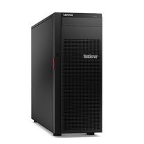 联想 lenovo 服务器 ThinkServer TS560 1*E3-1220v6 2*8G DDR4 4*3.5热插拔盘位 2*2T SATA (黑色) 板载RAID121i 0,1 2*450W DVD 三年上门(BAT)