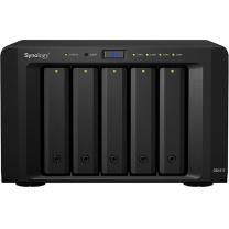 群晖 Synolog 网络存储服务器 DS1517+(8GB) 四核心 5盘位(希捷_10T*3)