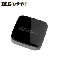 次世代 DLG 移动电源 CS10000 10000mAh (黑) USB接口