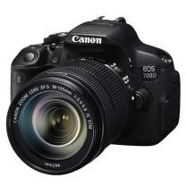 佳能 Canon 单反相机 700D EOS (18-135mm)单反套机