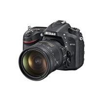 尼康 中端数码单反相机 D7100 (黑色) (AF-P DX 尼克尔 18-55mm f/3.5-5.6G VR)搭配尼康18-140防抖镜头套机