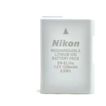 尼康 Nikon 电池 EN-EL14a (灰色)