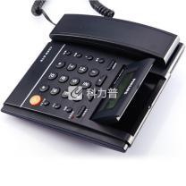 飞利浦 PHILIPS 电话机 CORD042 (蓝黑色)