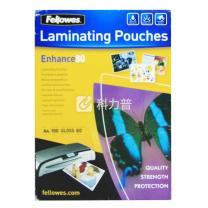 范罗士 Fellowes 塑封膜 Laminating film 53061 A4 80mic(8丝)  100张/包