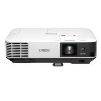 爱普生 EPSON 投影机套餐包 CB-2255U  (5000/WUXGA/15000:1)主机+欧叶120英寸16:10电动投影幕+吊架+线材+安装