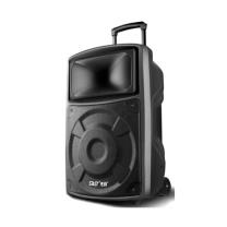 先科 SAST 音响 SD-15A  广场舞音响 播放器 拉杆移动户外音箱