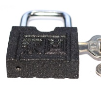 永固 铁挂锁 40MM  (10个起订)