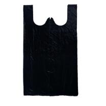坚尔美 Jem 垃圾袋 背心式 36cm*60cm 0.8s (黑色) 100只/包 20包/箱