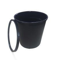 晨光 M&G 圆形清洁桶 ALJ99411 经典(黑) 10L  12个/箱