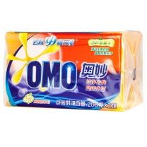 奥妙 OMO 99超效洗衣皂 206g/块  2块/组 24组/箱