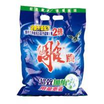 雕牌 洗衣粉 252g/袋  20袋/大袋 (超效加酶)(清香茉莉)