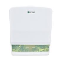 白云 方形塑料擦手纸纸架 AF10502 (白色) 10个/箱