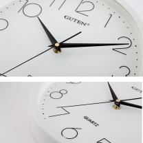 金钟宝 挂钟 DLW3007-13 31cm (白色) (仅限上海)