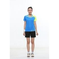 励扬 励扬 女装运动服 XL号 RY-383134 XL 100%聚酯纤维 (宝石蓝/荧光黄/荧光橙)