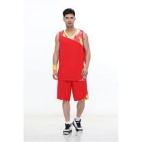 励扬 篮球服 XL号套装 RY-283126 XL 100%聚酯 (雪花白/中国红/荧光黄/鲜艳蓝/炫酷黑/薄荷绿/)