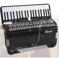 鹦鹉 YINGWU 手风琴 YW-827  120贝司 3排簧 手风琴 41键 专业演奏