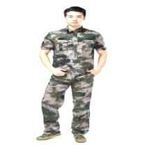 笙谷 精品特制军训迷彩服套装 165-190  (30套起订,下单前请尺码请详询客服)