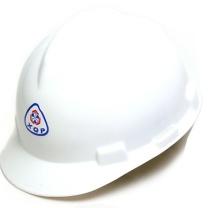 安吉安 ABS安全帽 20型 (白色)