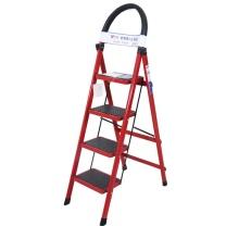 步步稳 防滑4步D型梯 使用高度100cm