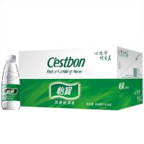 怡宝 Cestbon 纯净水 350ml  24瓶/箱