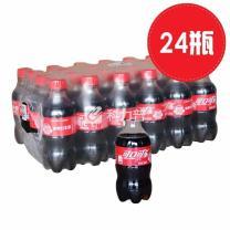 可口可乐 Coca'Cola 碳酸饮料 300ml/瓶  24瓶/箱 (仅限北上广)