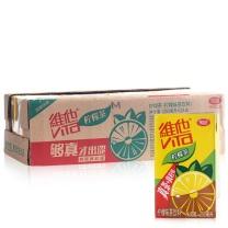 维他奶 维他柠檬茶 250ml/盒  24盒/箱