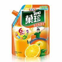 卡夫 KRAFT 果珍 400g/袋  (橙味24袋/箱)