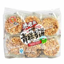 米老头 青稞麦饼 400g/袋  (芝麻味10袋/箱)