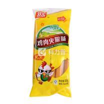 双汇 Shuanghui 鸡肉火腿肠 225g/袋  10袋/箱