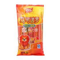双汇 Shuanghui 火腿肠 50g/个  5个/袋 10袋/箱 (马可波罗系列)