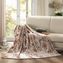 罗莱 LUOLAI LOVO 加州风情毯 VBC1502-8