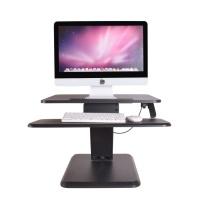 长臂猿 电脑升降办公桌站立工作台、笔记本台式移动折叠书桌 VM-SD05 640*455*118-400mm  全国含运不含安装,偏远地区运费另询。
