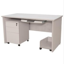 有有家 办公桌 SH-1460C W1400*D600*H750mm (灰白色) DZ