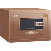 中亿 Z系列指纹锁保险箱 FDX-A/D-25FBZII H280*W370*D250 (咖啡金) 江浙沪含运,其他地区运费另询。