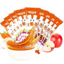 尚可诗 宝宝水果条18g儿童零食营养软糯宝宝营养零食苹果胡萝卜味