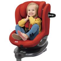 巧儿宜JOIE 英国汽车儿童智能安全座椅0-4岁360度旋转可躺isofix硬接口双向安装 陀螺勇士尊享版i-Spin360