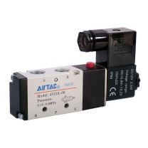 亚德客 AIRTAC 亚德客AirTAC 单控5通电磁阀,DC24V,4V210-08-B 4V210-08-B 4V210-08-B
