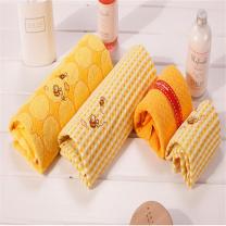 内野 UCHINO 小蜜蜂7件毛巾 R20450(实际单位:盒)